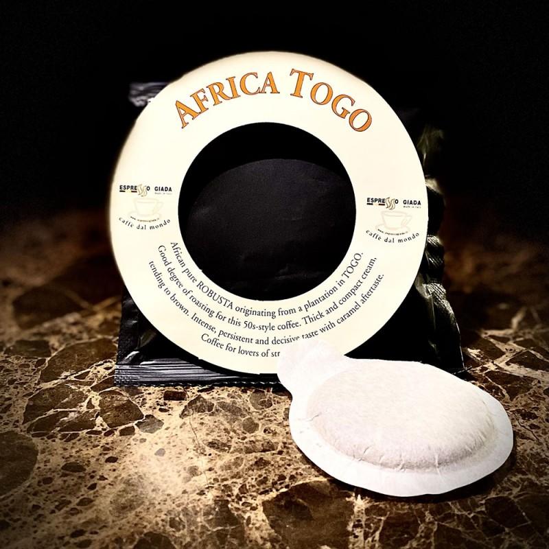 Africa Togo caffe top