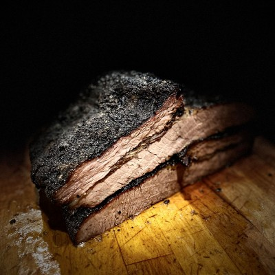 Brisket BBQ Smoke