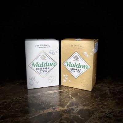 Fiocchi di sale marino Maldon