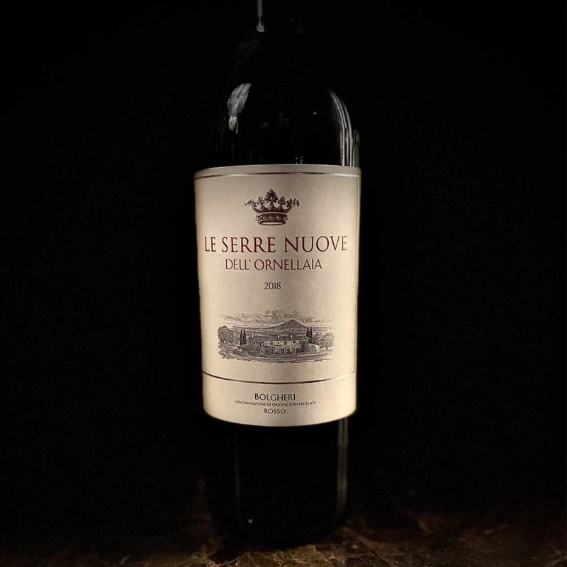 Vino Rosso Le Serre dell' Ornellaia Bolgheri DOC Toscana