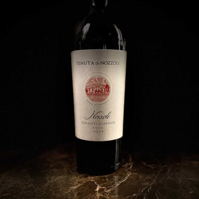 Vino rosso Chianti DOCG Chianti Classico Toscana