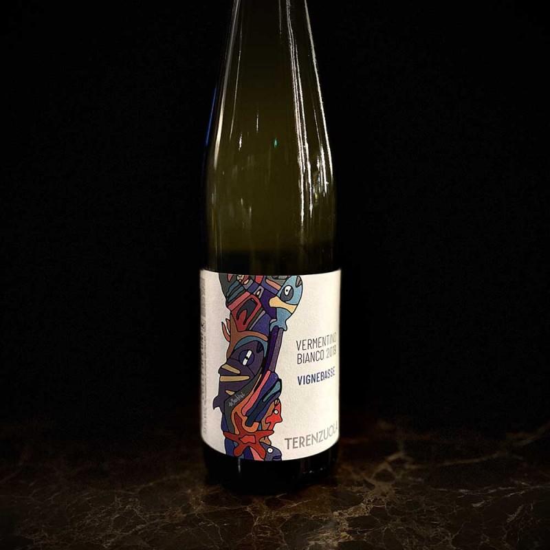 Vino bianco Vigne basse Colli di Luni