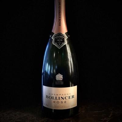 Bollinger Champagne Rosè  champagne di 007 Francia