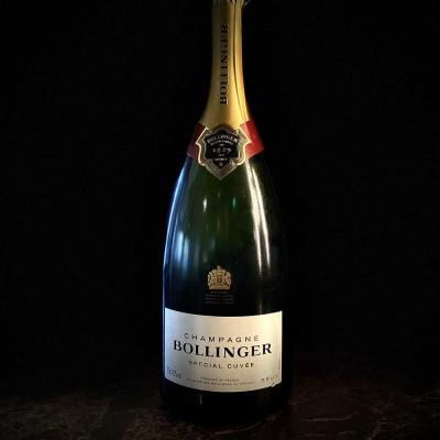 Bollinger Champagne Special Cuvée champagne di 007 Francia
