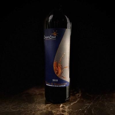 Vino Rosso di Montalcino Bio Doc Toscana Sangiovese