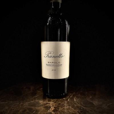 Vino Rosso Barolo DOCG Botte Nebbiolo Piemonte