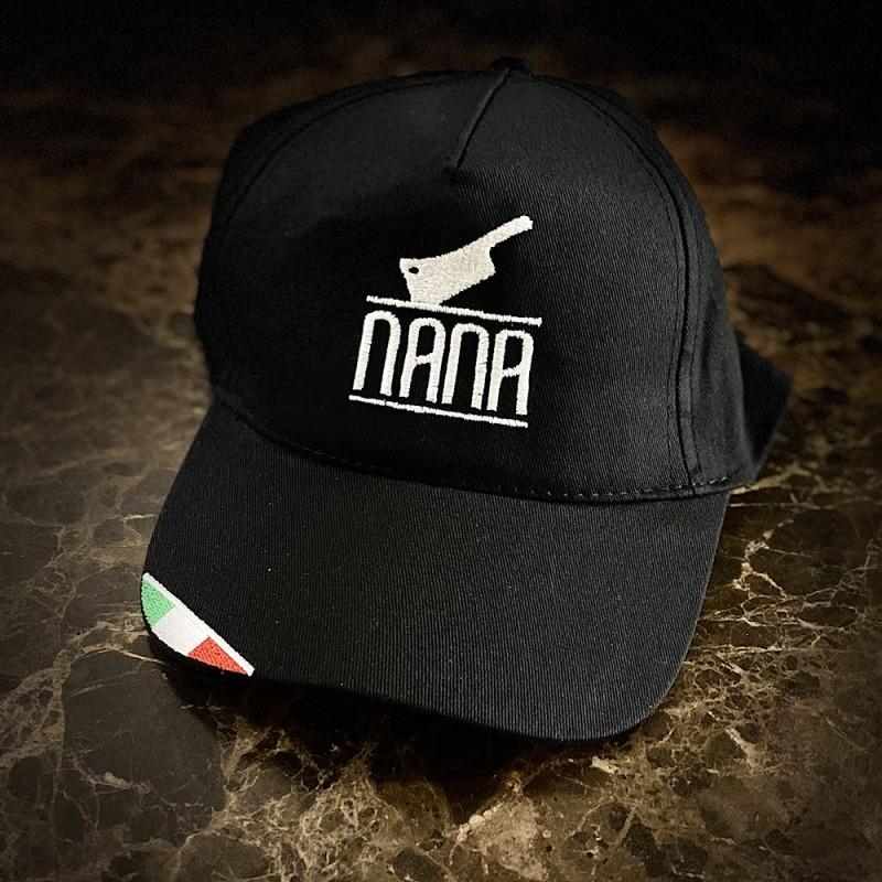 Cappello Nana Brand Marchio
