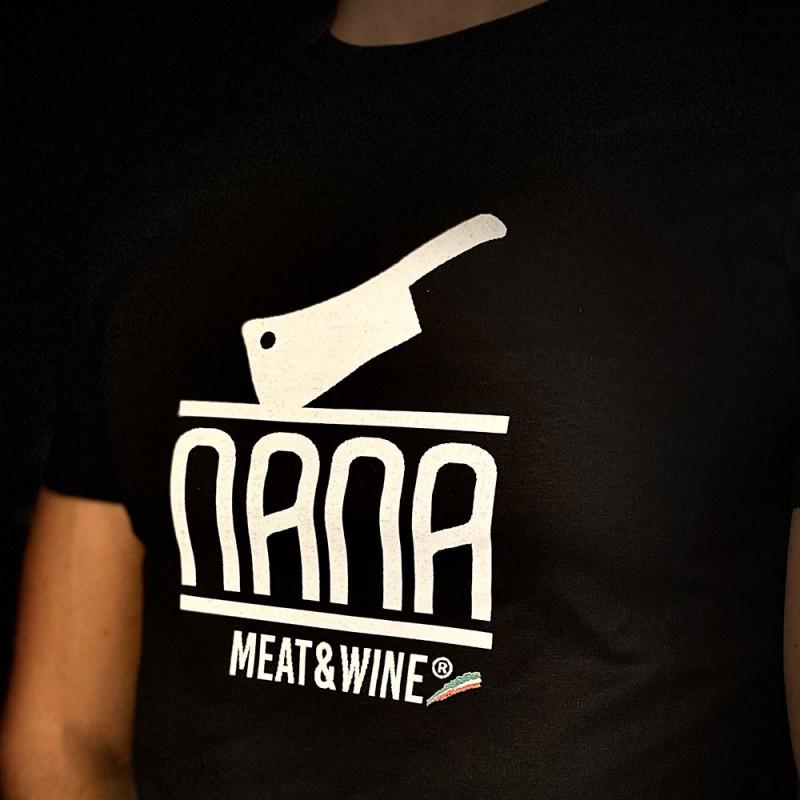 T-shirt Nana Brand Marchio Maglietta